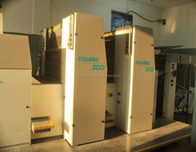 2 Color Offset Printing Machine with Perfector Roland 302 P