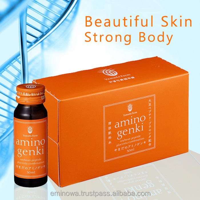 Anti-aging Amino Genki, Improves mobility, maintain muscle mass, improve skin, OEM available