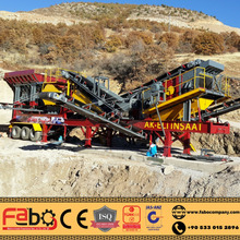 Used Hardstone Crusher Discount Mobile Jaw+Cone Crusher Plant