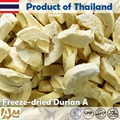 Freeze-dried Durian - Grade A - BULK - from Thailand