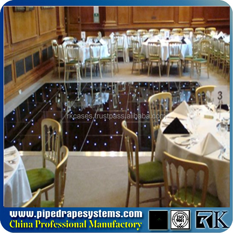 RK moved stage/club/disco led dance floor/interactive video dance floor