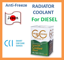 Made in Japan Anti-Freeze Coolant for Diesel