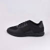 High Quality Leather Black Sneakers