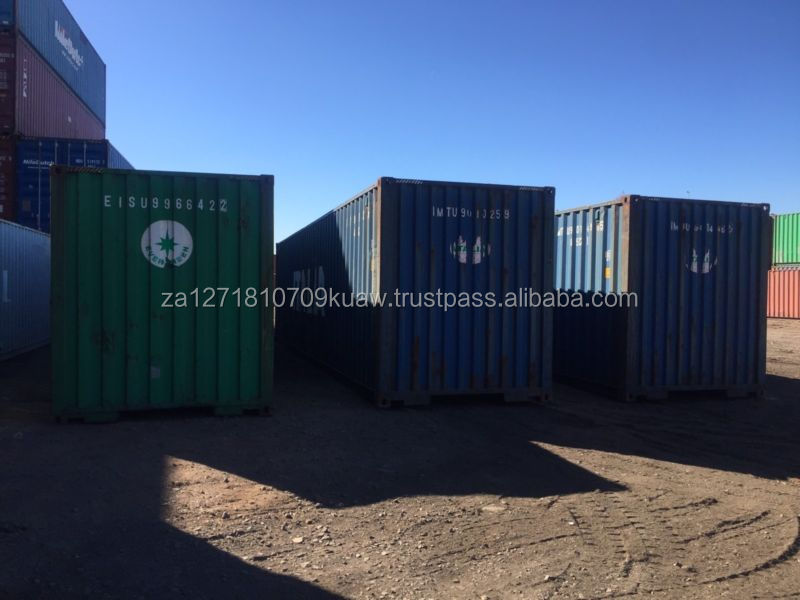 Used Shipping Containers for Sale 40ft HC WWT/ Shipping container 40ft-8ftx8ft-, Hogbox, Refurbished, Slightly used.