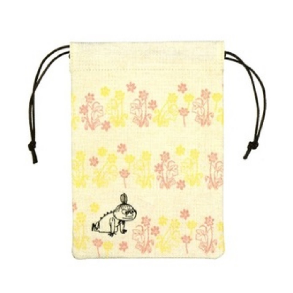 [MOOMIN] Drawstring Bag (Little My)