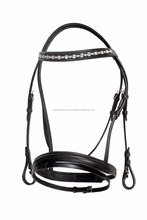 English Leather Horse Bridle Good quality Equestrian English Bridle