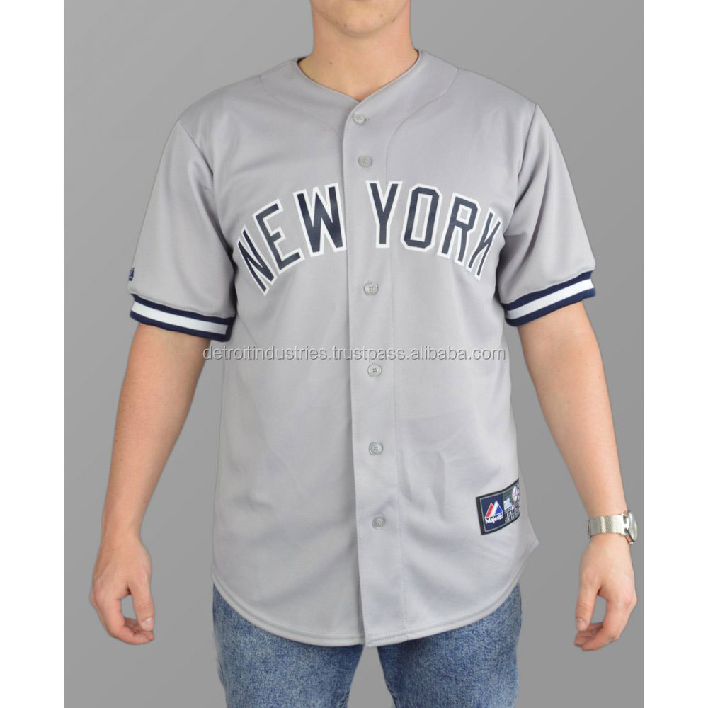 Fully Sublimated Baseball Jerseys T-Shirt with Custom Team,Club,School Name,Number Men Baseball Jersey