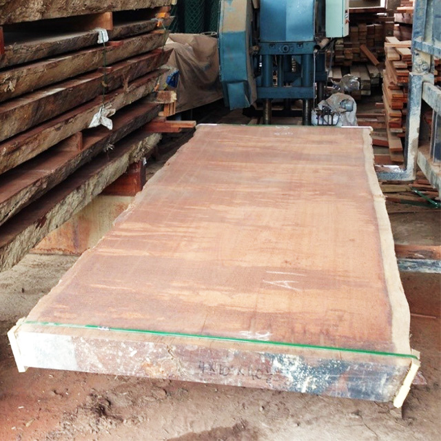 MERBAU SOLID TIMBER TABLE TOP