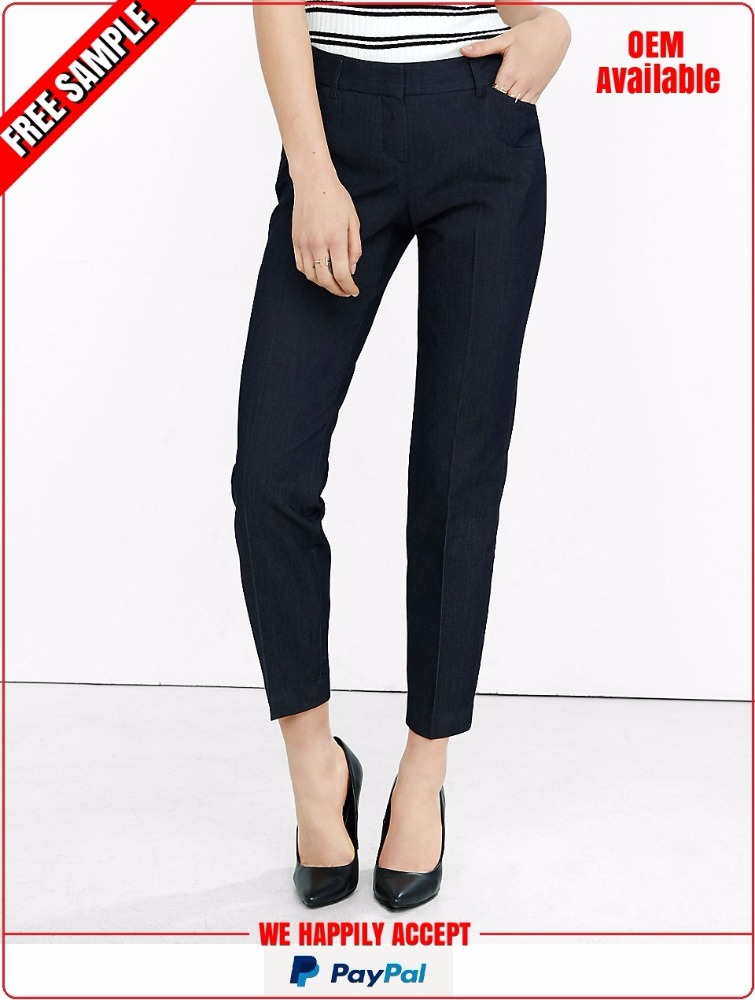 Good quality formal pants for women in bulk