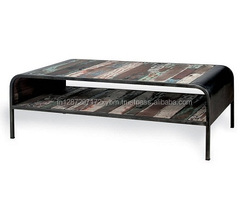Industrial Coffee Table Jodhpur Furniture