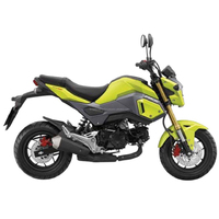2017 MSX 125 SF Green Colour Motorcycle 125CC Motorbike