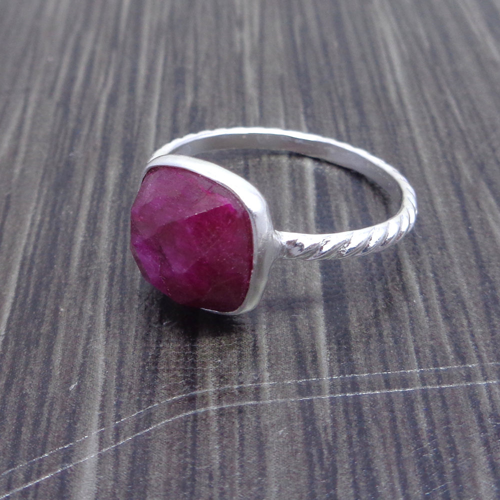 925 Sterling silver amazing designer plain ring