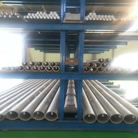 Duplex Super duplex Seamless Welded Stainless Steel pipe S31803 S32205 S32750 S32760