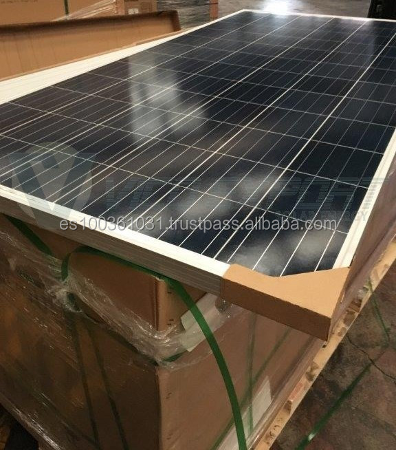 260w poly solar panel B grade NEW Canadian Solar
