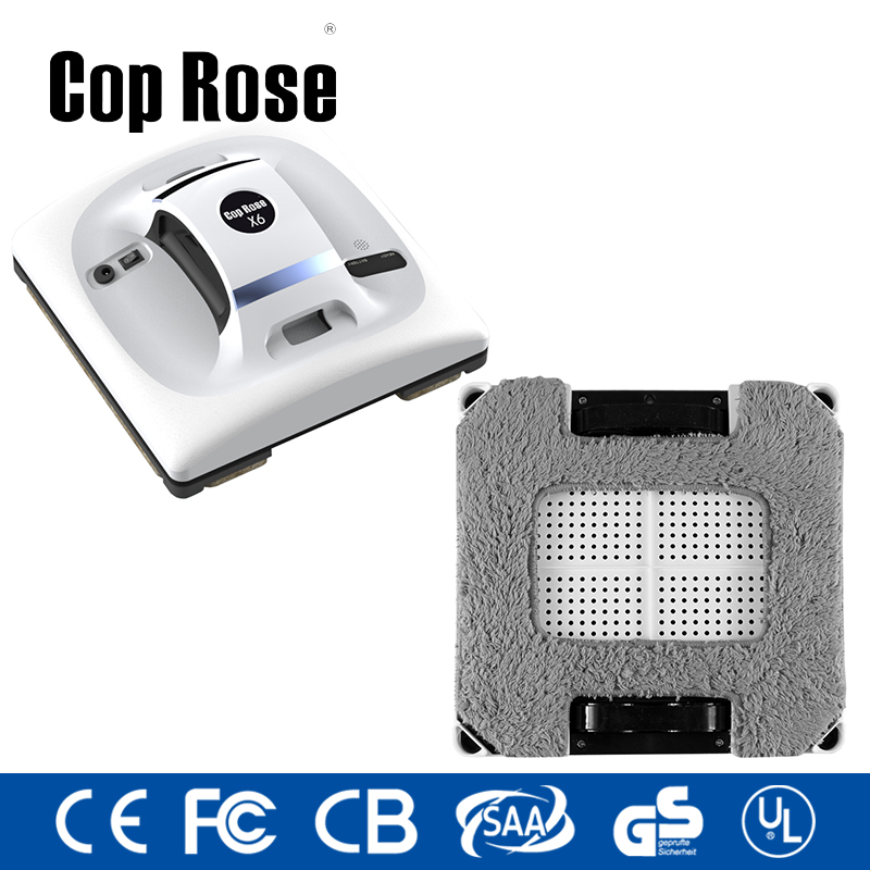 Cop Rose X6 automated window cleaning system, eco drop window cleaner <strong>review</strong>, glass cleaner