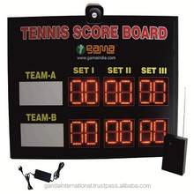 Electronic LED Tennis Scoreboard (Set of 3)