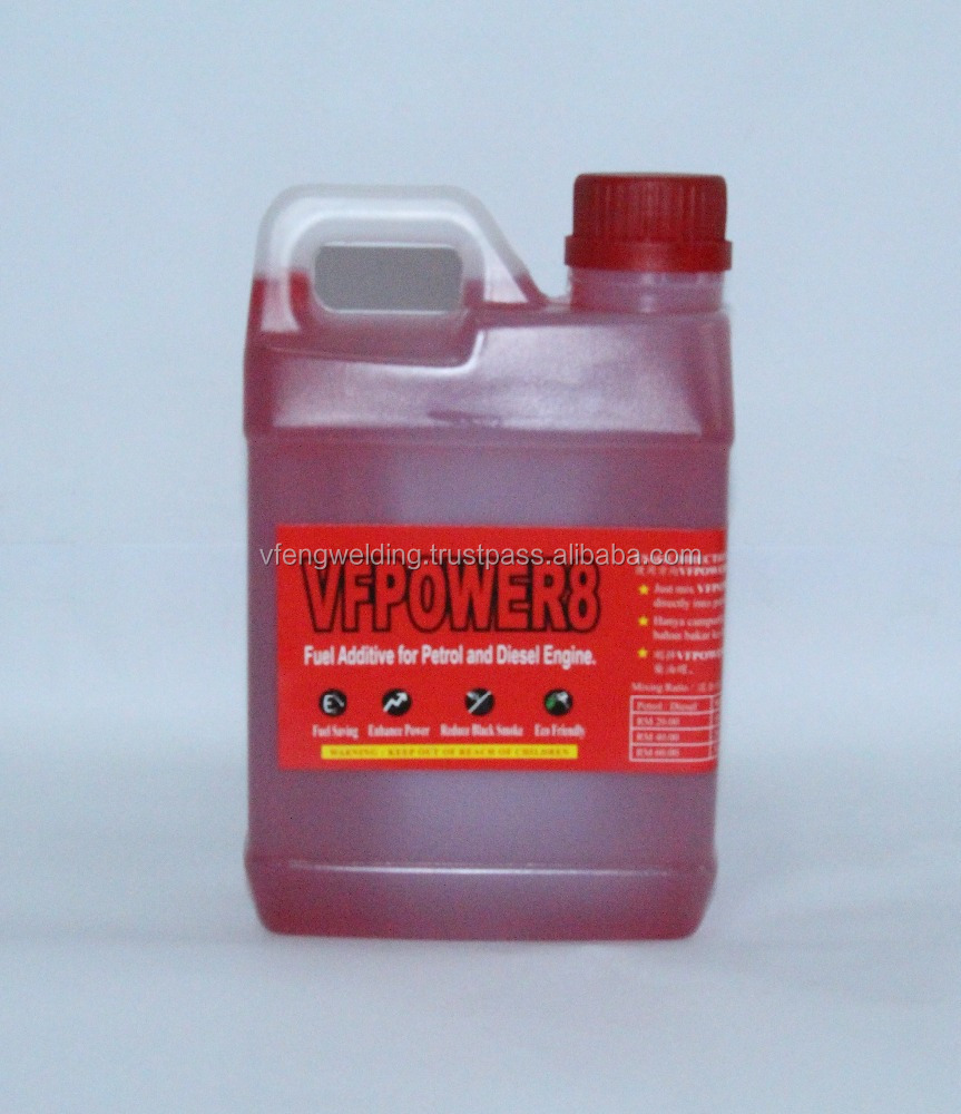 VFPOWER8 Fuel Additive oil