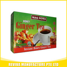 Hot Sale instant Brown Suger Ginger Tea / Ginger Drink