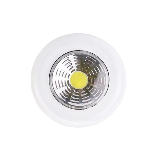 2w led battery operated under puck light, IP20 smd led magnetic cabinet light