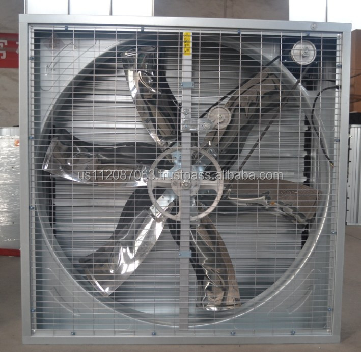 "siemens motor 36"" 42"" 50"" industrial exhaust fan"