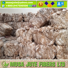 best selling Eco-Friendly Anti-Bacteria Weaving Meshta Kenaf Tossah BTE Long raw jute Fiber