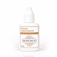 [Liquid Glue Remover]Extension Eyelash Glue Remover/Clear Fragrant Fast eyelashes extension glue removers-Korea Made