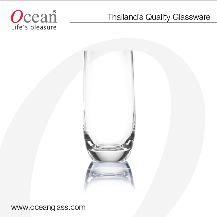 *SPECIAL PRICE* Socialize long drink glass 430 ml - Crystal Glass, High Quality glassware.
