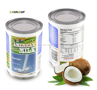 Coconut Milk in Cans