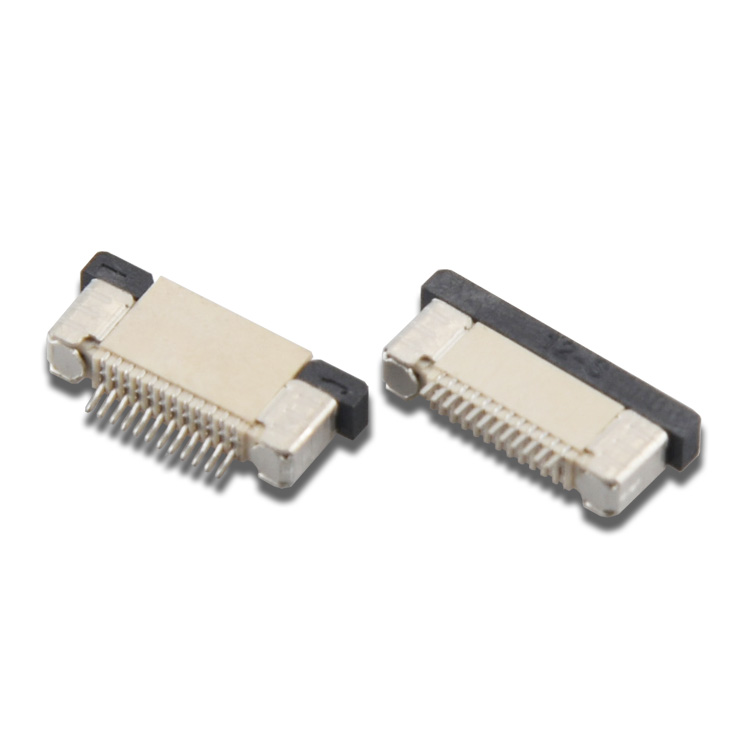 0.50mm Pitch  SMT Pin,Full pack,H=2.0mm FFC/FPC Connector