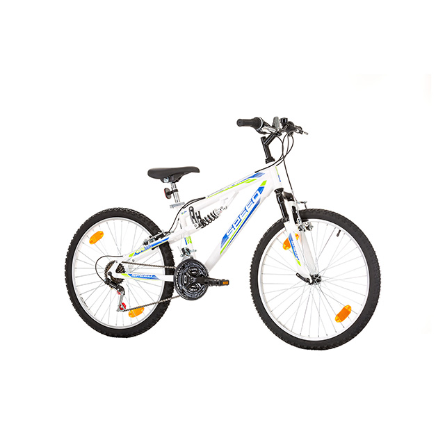 "2017/2018 year NEW 24"" MTB PROBIKE SPEED BICYCLE"