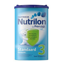 wholesale Nutrilon 3 standard 5 x 28oz (5x800 gram) 100% original Dutch Baby Powder Milk