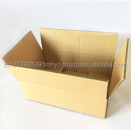 Customisable Corrugated Carton Packaging Box