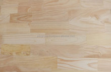 Solid Finger Joint Rubberwood Board for buildings and construction