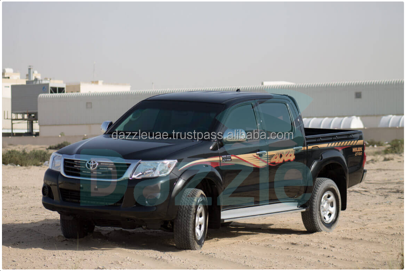 Toyota Hilux Bullet proof Vehicle