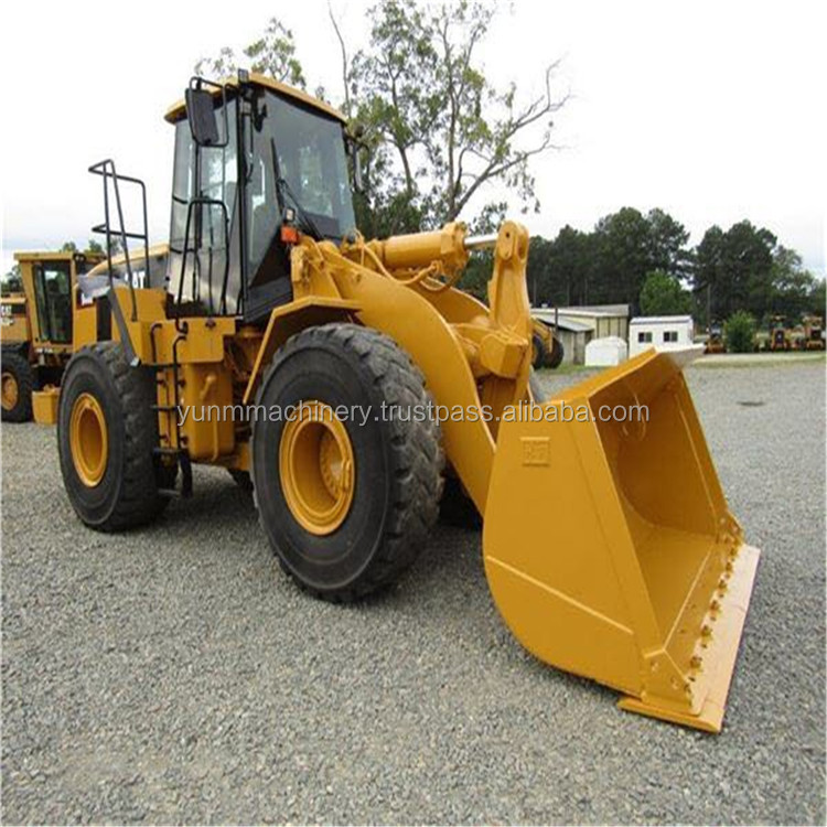 2008 Used CAT 966G Wheel loader caterpillar 966F 966H Front loader cheap price