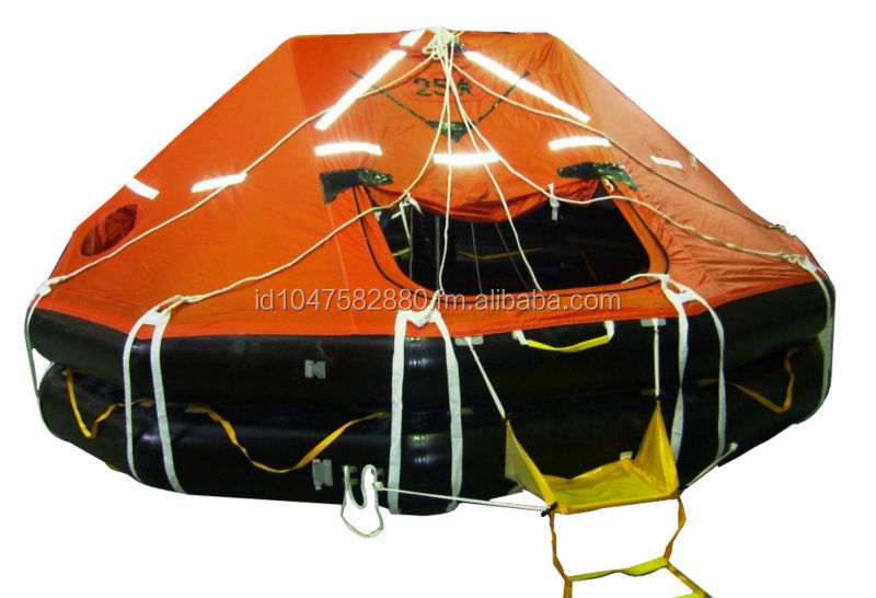 Life raft Supply & Services Indonesia
