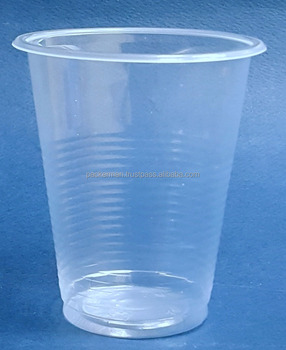 8 oz hot sale clear cheap disposable plastic cup for drinking, convenient to bring party cup