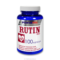 Cardiovascular system strengthening dietary supplement RUTIN in capsules Health Nutrition