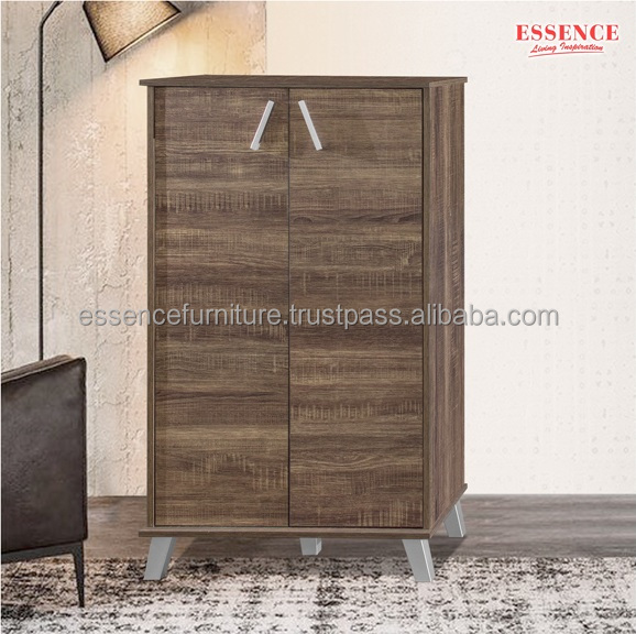 Shoe Rack Cabinet with Soft Closing Hinges SC2152 Made In Malaysia