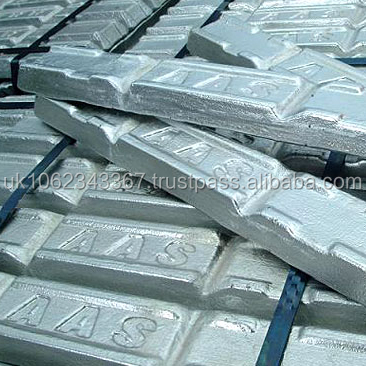 Primary aluminum Ingots Primary Aluminum Ingot 99.7,High Purity Primary Aluminium Ingots 99.99%