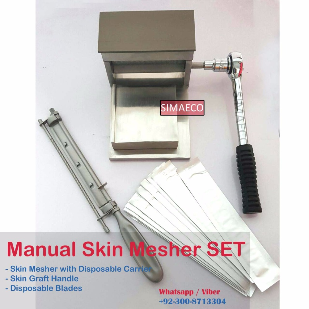 Skin Graft Mesher / Skin Graft Expander