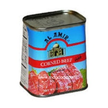 Canned Food Beef Luncheon Meat,halal luncheon meat