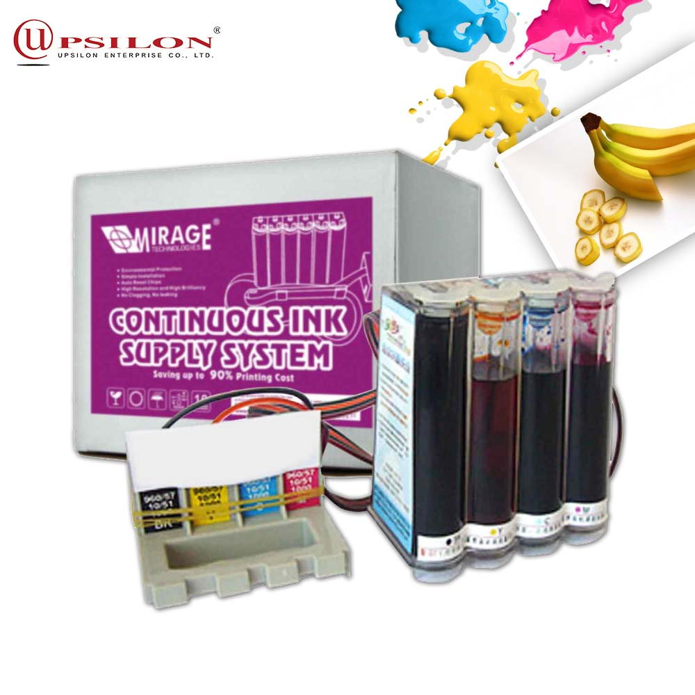Cheapset Price Continuous Inkjet Print Ciss For Canon i550
