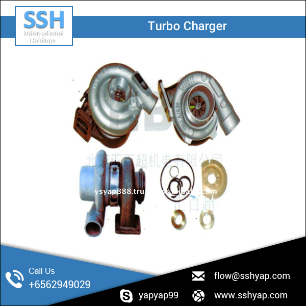 Manufacturer of High Power Turbo Charger for Marine Diesel Engine