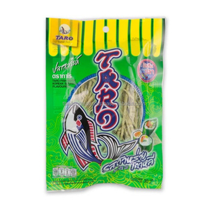 Wholesale fish snack korean seaweed flavoured hot & spicy from Thailand Mall 30 g. 6 packs