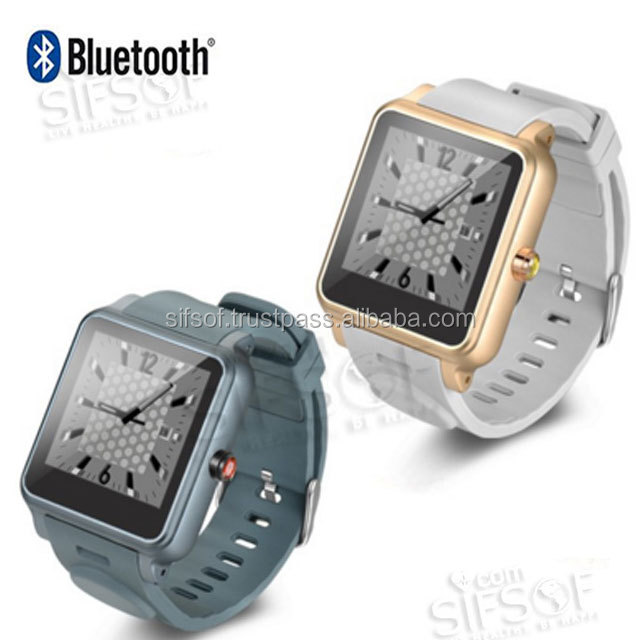 Bluetooth Smart Watch, SOS Phone Watch for Elders SIFWATCH-6.8