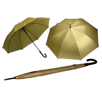 Fully Fibre Auto Open 30 inches Golf Umbrella
