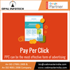 Google Adwords - PPC Services from ISO Certified Indian Company