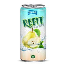 REFIT Pear Fruit Juice - Tan Do OEM