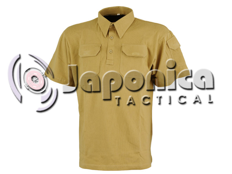 Poly Cotton Security Shirts Cotton Security Guard Uniforms Summer Shirts Cool Cotton Duty Shirts Tactical Combat Clothing